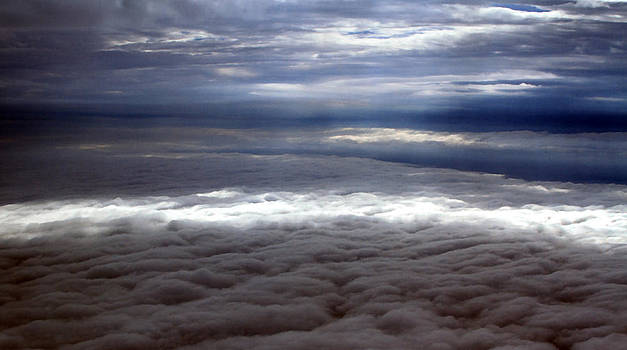 Cloud Layers 1 by Maxwell Amaro