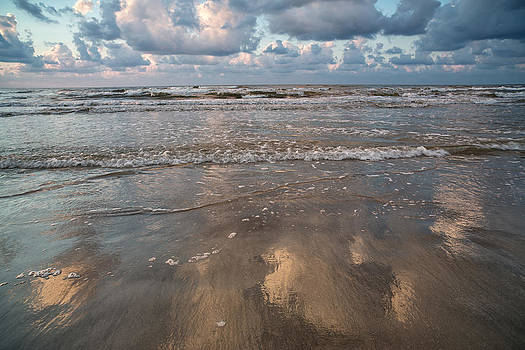 Cloud Reflections by Sharon Jones