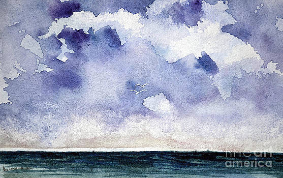 Cloud Regatta by Joan Hartenstein