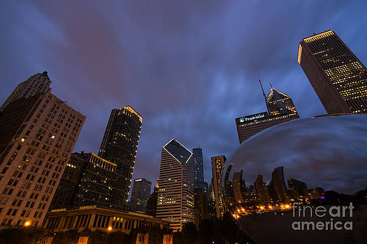 Cloud Skyline III by Will Cardoso