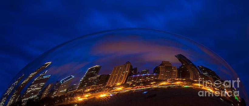 Cloud Skyline by Will Cardoso