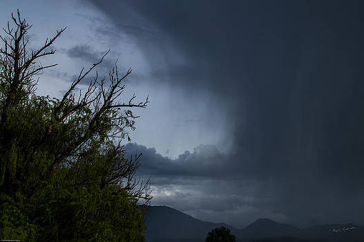 Mick Anderson - Cloudburst over the Rogue Valley
