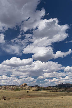 Clouds Albany County WY by Troy Montemayor