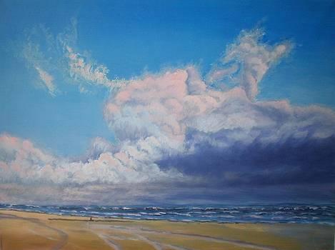 Clouds by Elena Sokolova