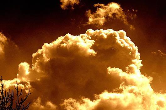 Clouds by Karen Kersey