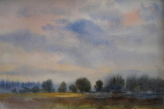Clouds by Litvac Vadim