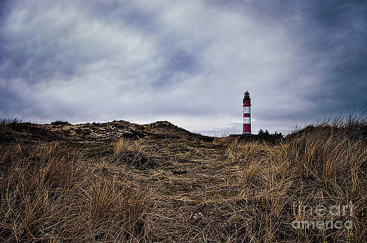 Angela Doelling AD DESIGN Photo and PhotoArt - Clouds over Amrum