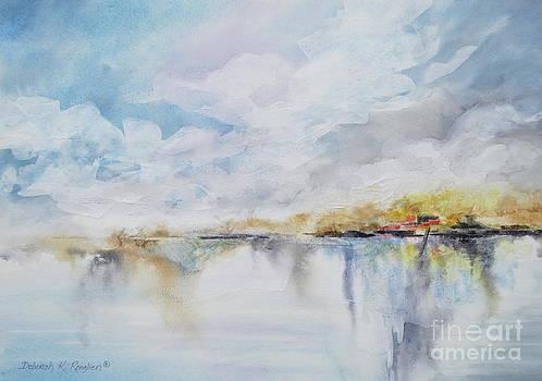 Cloudscape by Deborah Ronglien