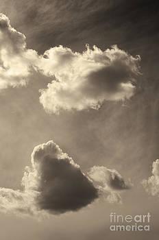 David Gordon - Cloudscape XI Toned