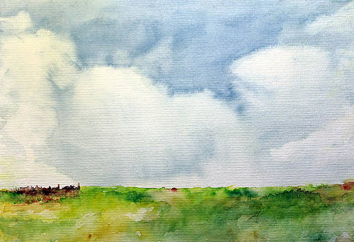 Steve K - Cloudy Summerday