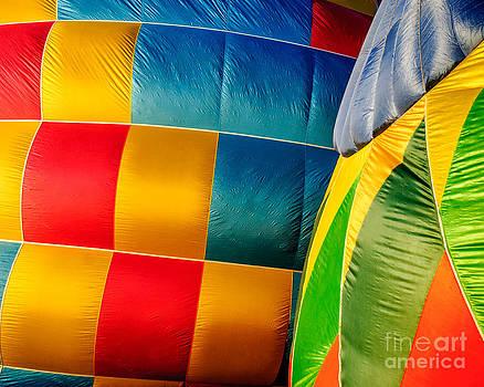 Clovis Hot Air Balloon Fest 1 by Terry Garvin