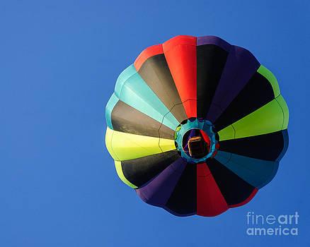 Clovis Hot Air Balloon Fest 11 by Terry Garvin