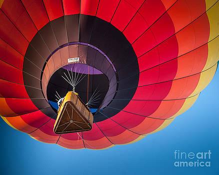 Clovis Hot Air Balloon Fest 2 by Terry Garvin
