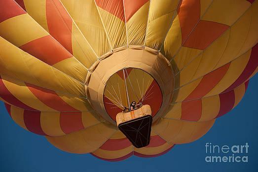 Clovis Hot Air Balloon Fest 4 by Terry Garvin
