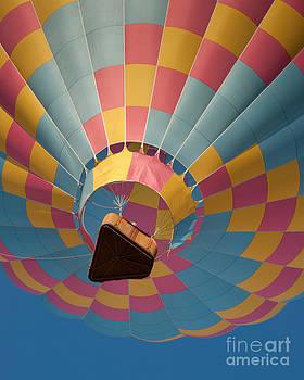 Clovis Hot Air Balloon Fest 7 by Terry Garvin