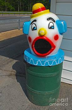 Gregory Dyer - Clown Trash