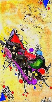 Cluster by Katina Cote