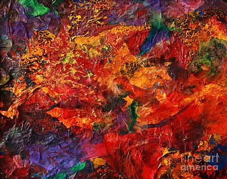 CME Explosion by Myra Maslowsky