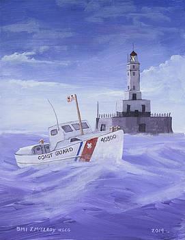 Jerry McElroy - Coast Guard 40300