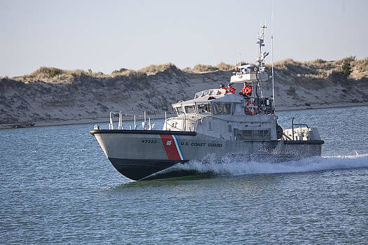 Coast Guard on the Job by Wildcat Photography