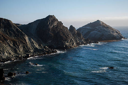 Coastal Mountains by Stephanie Haertling