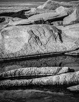 Coastal Rock II by Robert Mitchell