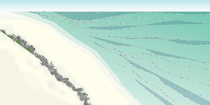 Coastal Wash by Kevin McLaughlin