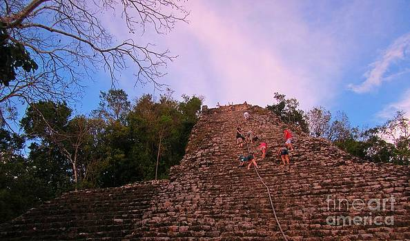 John Malone - Coba Pyramid
