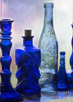 Sabrina L Ryan - Cobalt Blue Bottles Too