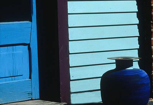 Harold E McCray - Cobalt Blue Jar