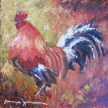 Cock I by Tanya Jansen