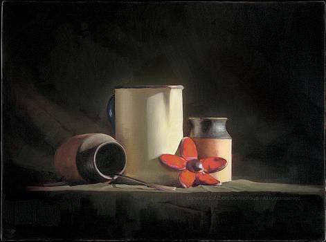 Cockcrow II by Albert Bonnefous