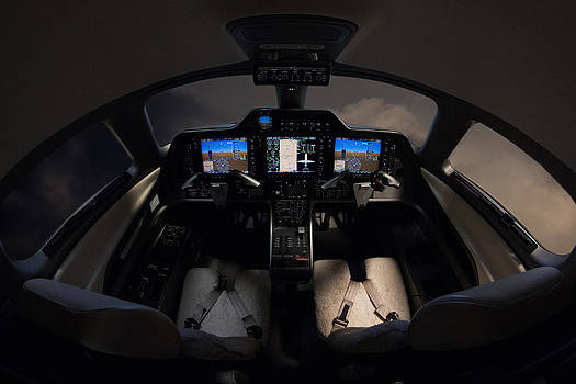 Cockpit Executive by Paul Job