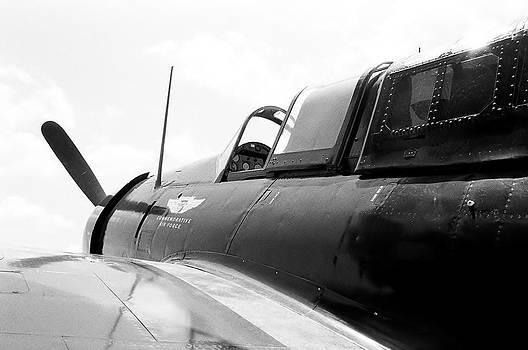 Cockpit Opening by DM Werner