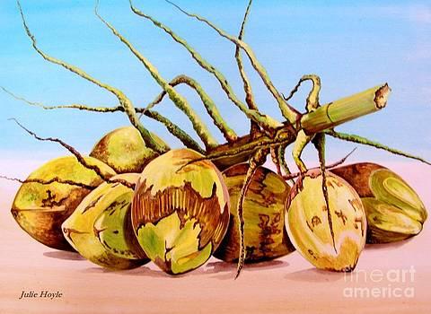 Coconut Beach by Julie  Hoyle
