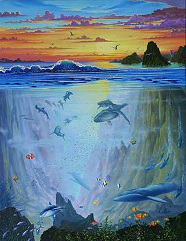 Cocos Isle by Hans Doller