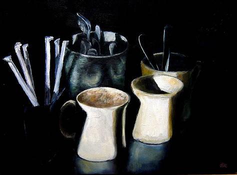 Diane Kraudelt - Coffee Cafe