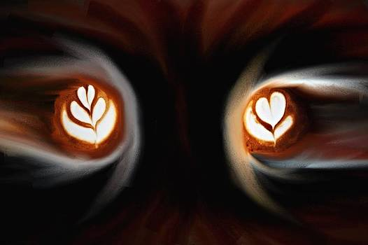 Coffee Eye by Brajan Salamon