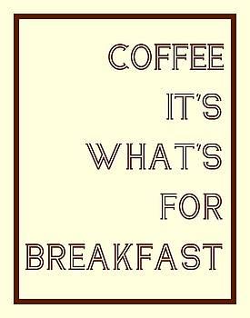 Jaime Friedman - Coffee For Breakfast