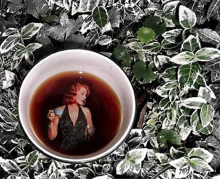Coffee In Basic Black by Tonie Cook