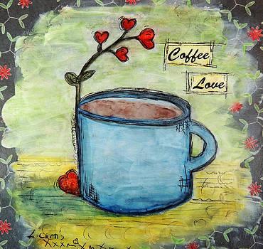 Coffee Love by Lauretta Curtis