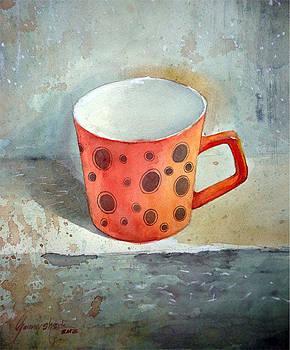 Coffee Mug by Gourav Sheode