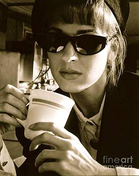 Coffee Study by Trish Hale