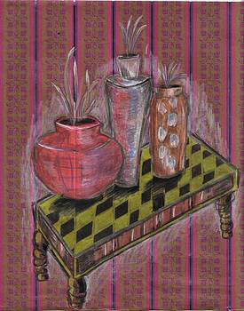 Coffee Table by Tracy Lawrence
