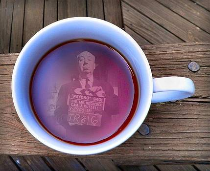 Coffee With A Psycho by Tonie Cook