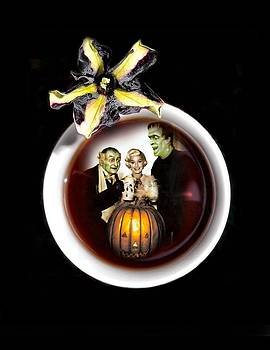 Coffee With The Munsters by Tonie Cook