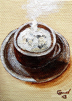 Coffeetime 2 by Christine Huwer