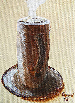 Coffeetime 3 by Christine Huwer