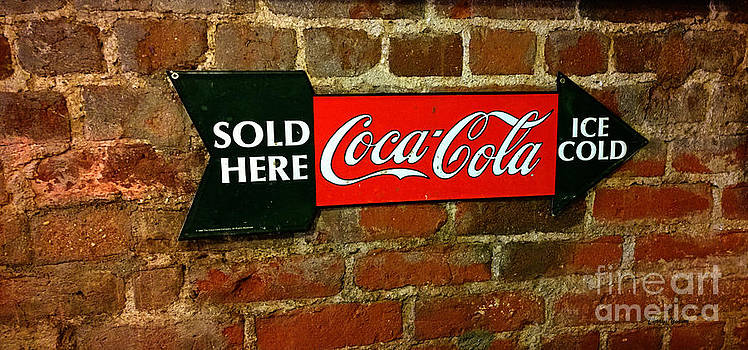 Cheryl Young - Cola Sold Here