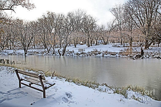 Cold Camping by Betty Morgan